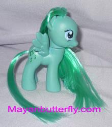 G4 Medley Custom Little Pony by mayanbutterfly