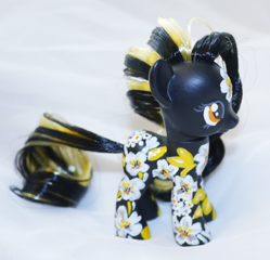 Floral Pattern G4 Custom My Little Pony by mayanbutterfly
