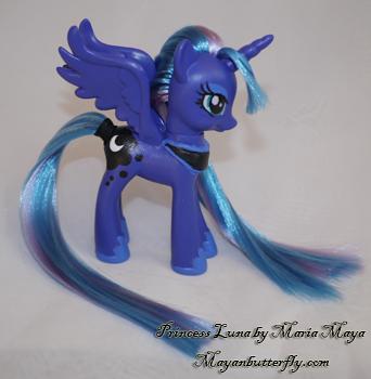 Princess Luna Custom My Little Pony by mayanbutterfly