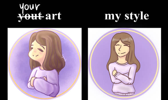 Your art My style- lymmle