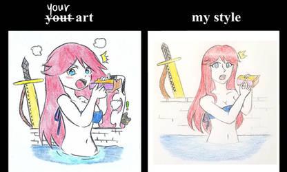 Your art my style UltimateTastyFood