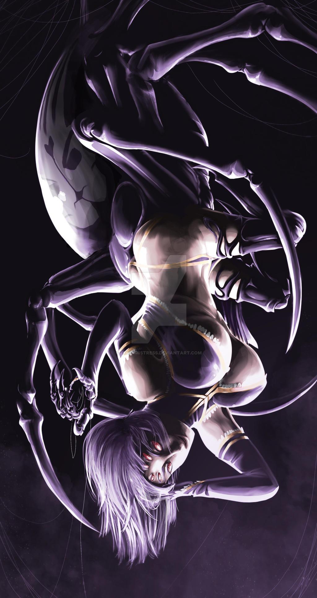 Rachnera Arachnera by DoomMistress