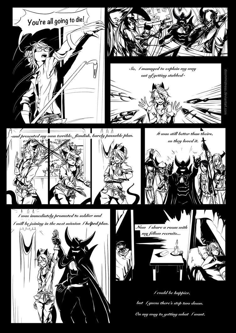 Lost the Plot - 3 by DoomMistress
