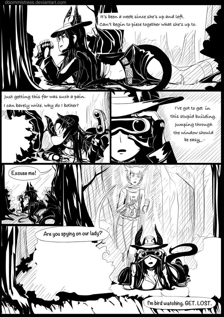 Lost the Plot - 11 by DoomMistress