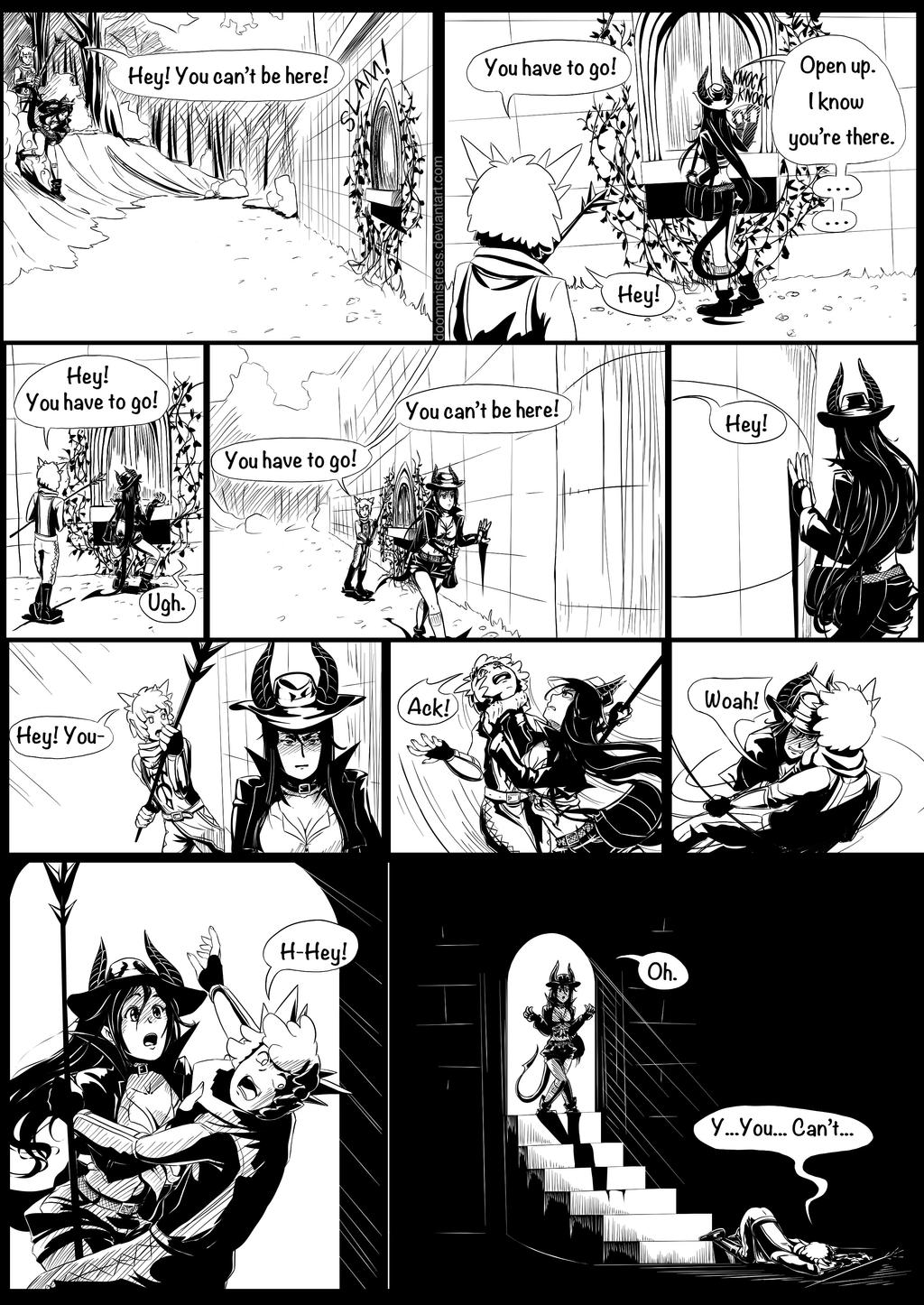 Lost the Plot - 12 by DoomMistress