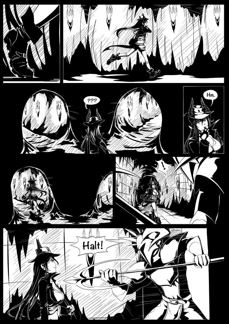 Lost the Plot - 15 by DoomMistress