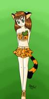 My Tiger Girl