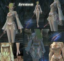 Arcana by Lylenn