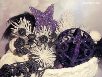 Winter decoration by Lylenn