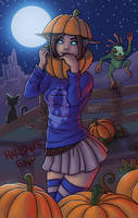 Halloween Adel by Lylenn