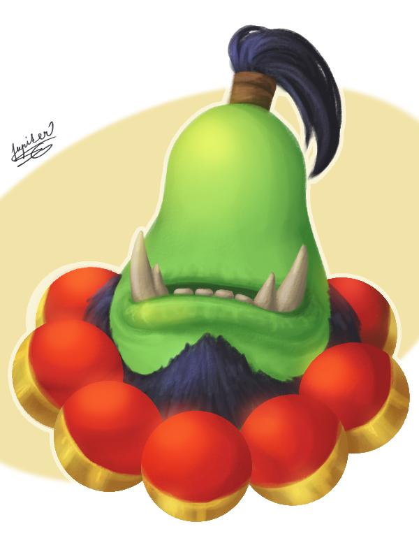 A..Pear? by Lylenn