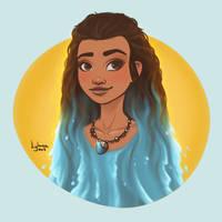 Moana the polynesian princess