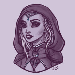 Kofi commission - Drow