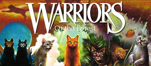 Warriors of the Forest Banner by FacelessFoxMask