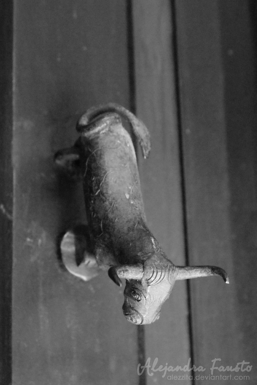 Doorknob by alezzita