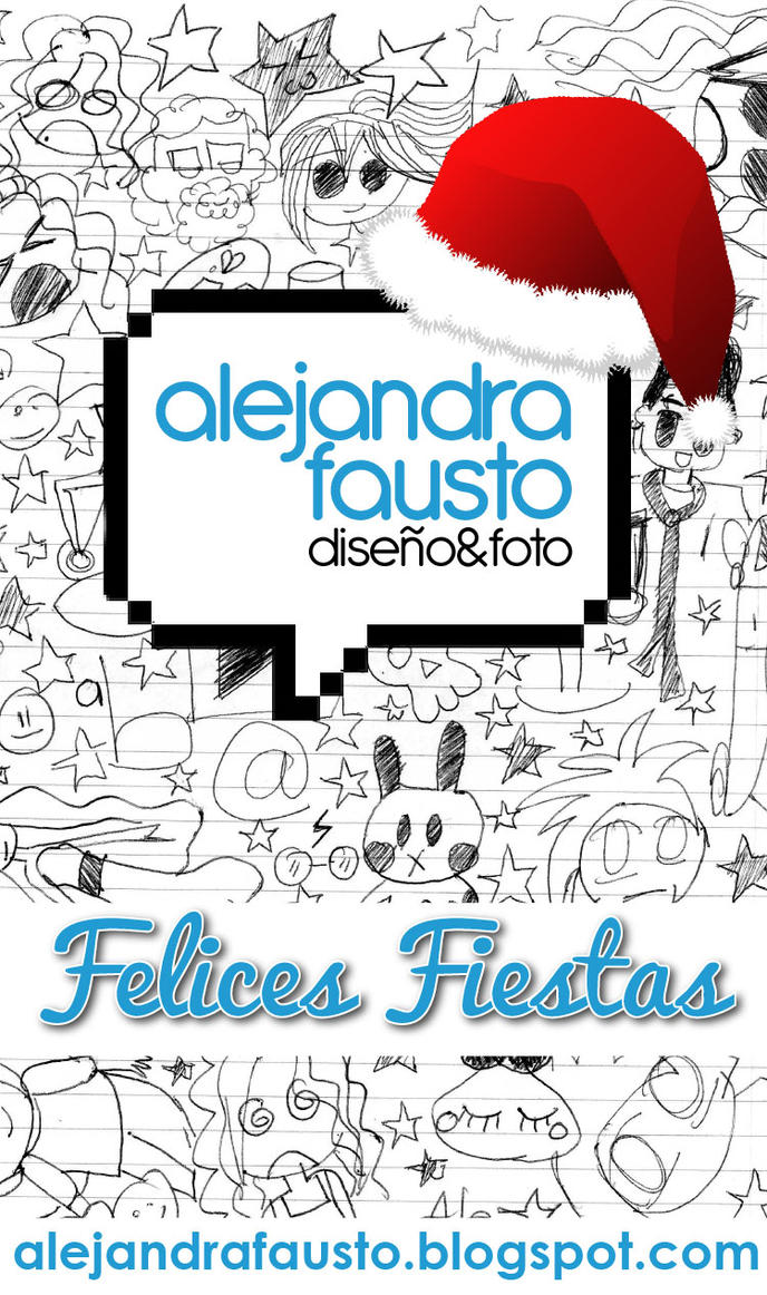 FELICES FIESTAS 2011 by alezzita