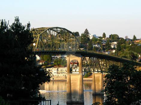 The Manette Bridge