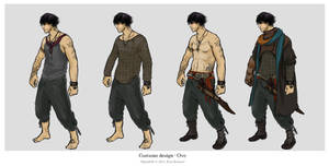 Spindrift - Costume designs2
