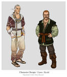 Character - Cimos and Ryold