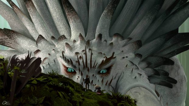 How to train your dragon2 - Study