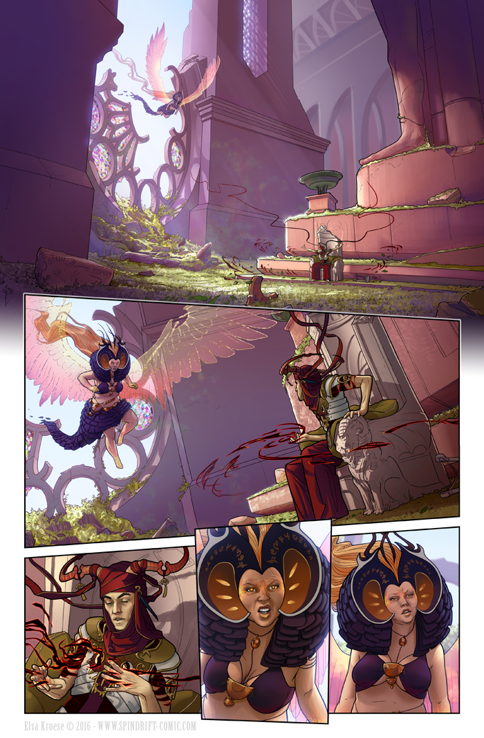 Spindrift, chapter2 page 98 (no txt version) by ElsaKroese