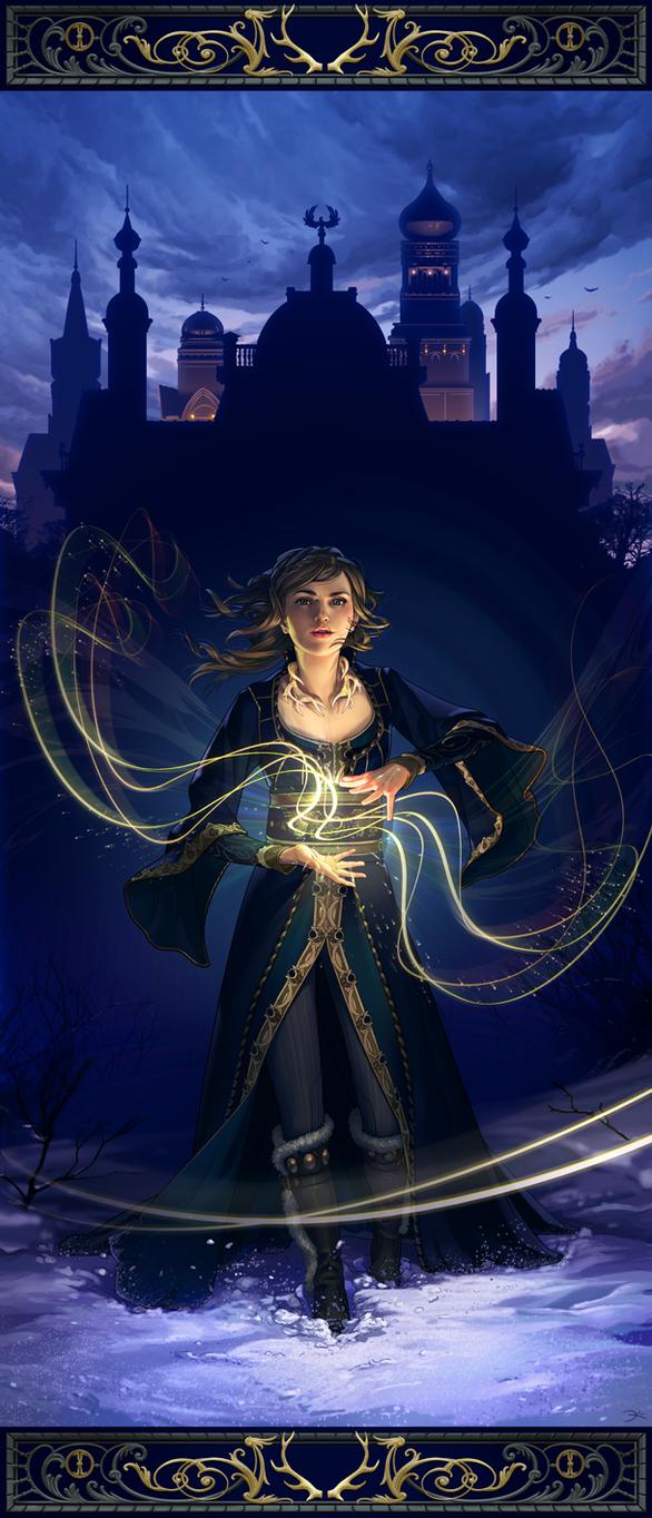 Alina Starkov - Grisha Trillogy by ElsaKroese