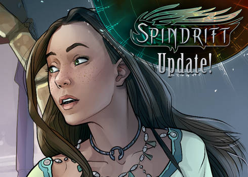 Spindrift page 109 is up!