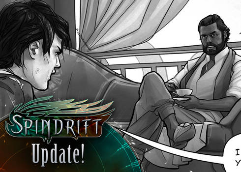Mini comic page 11 is up!