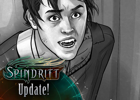 Spindrift: The Dagger and the Mark page  12