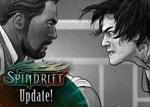 Spindrift: The Dagger and the Mark page  13