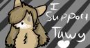 Tawny stamp by DJ--cat