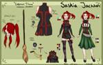 [DGM fan-character reference] Saskia Jackson
