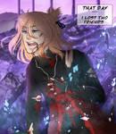 [DGM] The grief of a lone survivor