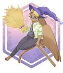 Witchy Sona by Takoto