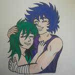 Hug by chlorofilla