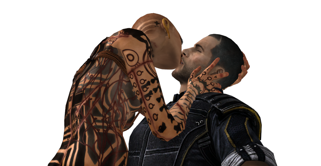 Mass Effect Jack Sex