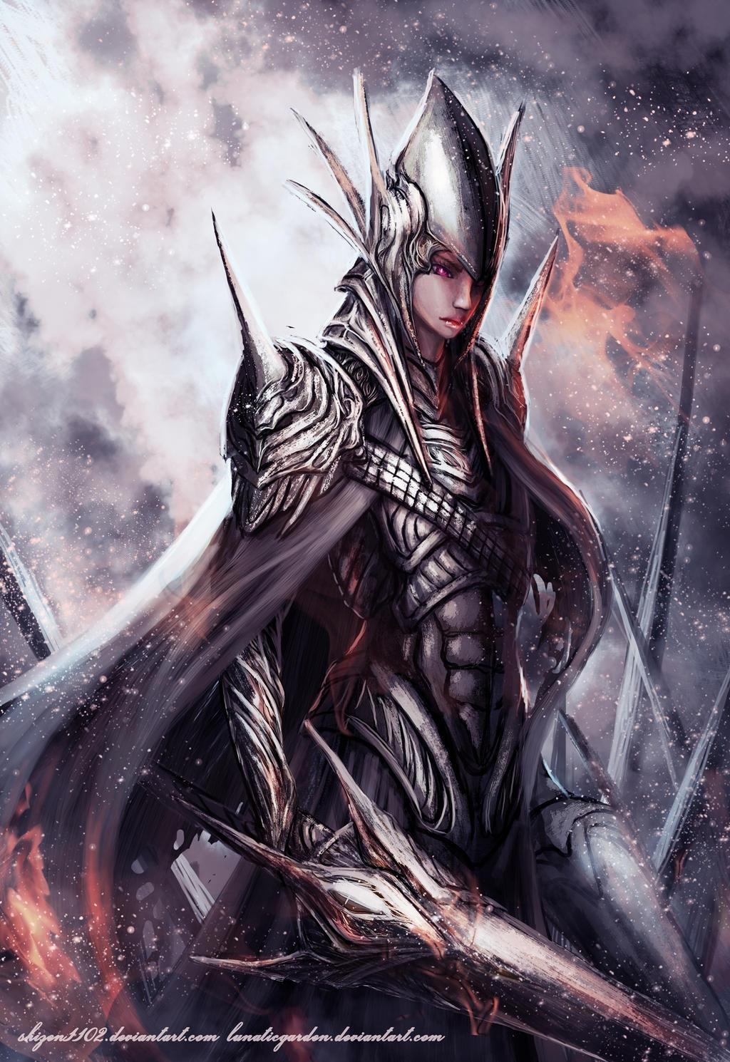 Dyaniel - Grand Master of the Knights Templar
