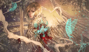 Chicka - Elvish Angel