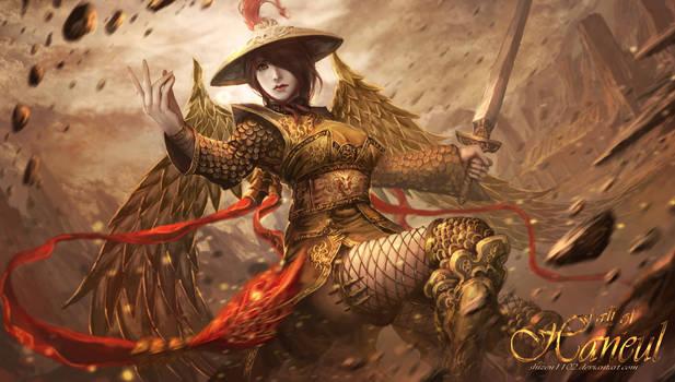 Empress of the Golden Phoenix Order
