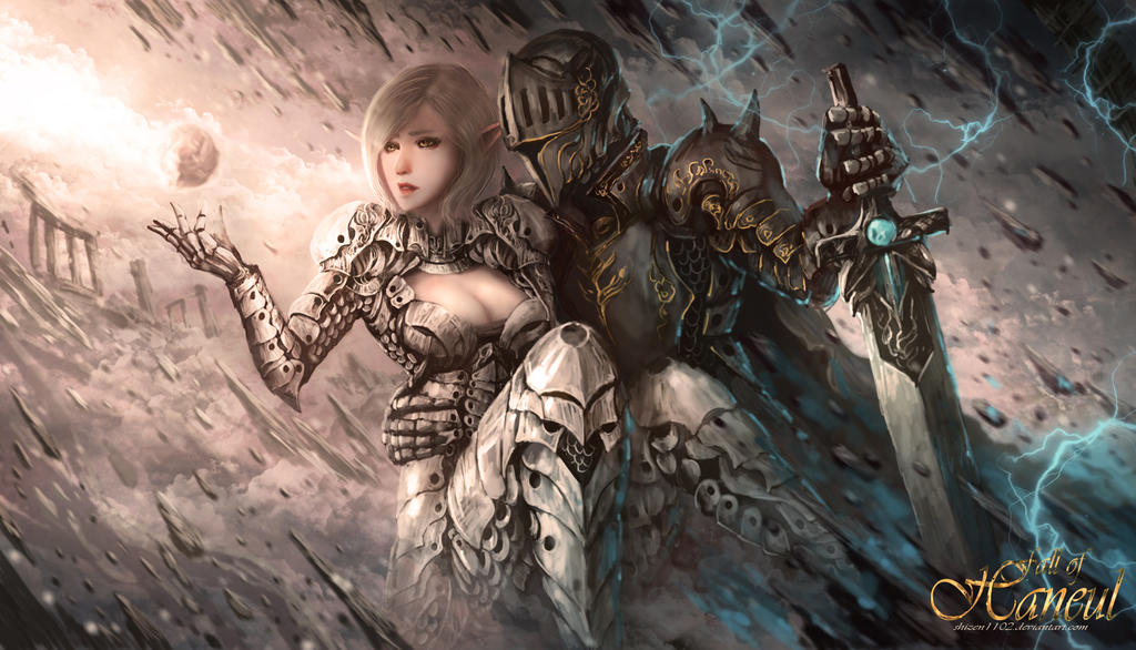 'Til Death Do Us Part by shizen1102