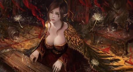Enchanted Rhythm  by shizen1102