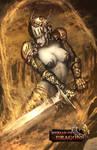 Cursed Swordswoman