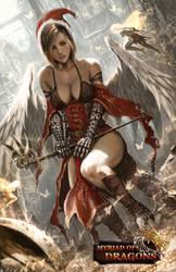 CM: Xmas Angel by shizen1102