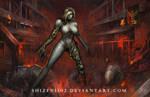 CM: Alexia Ashford Resident Evil