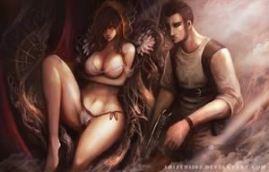 CM: Ashur and Lelis by shizen1102