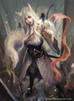 CM: Kitsune Wizarding Ranger