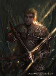 CM: Hunter by shizen1102