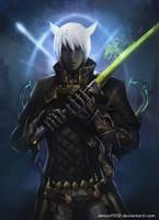 CM: Shadow Warrior by shizen1102