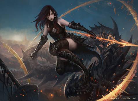 Awakened Dragon Oath