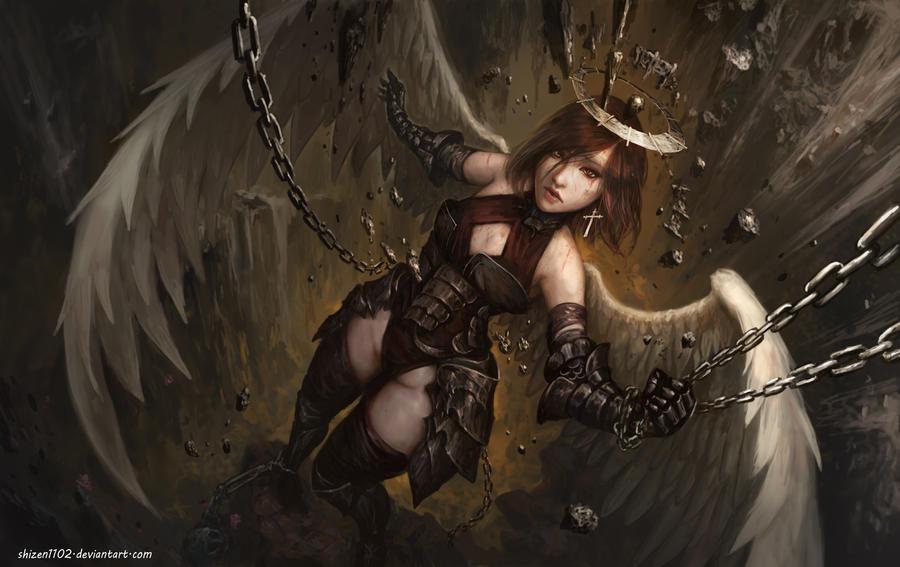 Fallen Angel of Tesifion